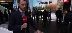 Bernhard Maier - CEO Škoda opowiada nam o koncepcje Vision iV oraz planach marki na przyszłość