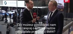 Przyszłość BMW - Hybrydowa, Elektryczna, czyli jaka? Rozmowa z Jean-Philipem Parain