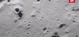 Wielkie odkrycie na Księżycu. Zarejestrowano płynną wodę