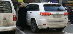 Kalczyńska chwali się nowym Jeepem za 270 tysięcy złotych