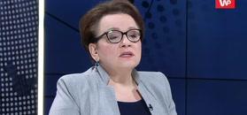 Egzaminy szkolne zagrożone? Twarda deklaracja Anny Zalewskiej