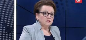 Anna Zalewska odpowiada strajkującym nauczycielom