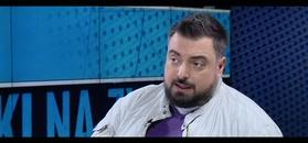 Tomasz Sekielski u Jakuba Bierzyńskiego. Do studia przyszedł z psem! Zobacz cały odcinek programu