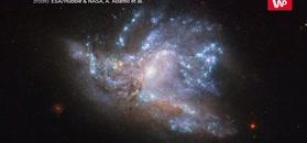 Naszą galaktykę czeka dokładnie to samo. Nowe zdjęcie NASA