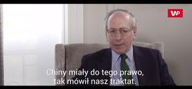 """""""Racja Stanu"""". Rifkind: """"Nie Polska była krytykowana jako kraj, tylko konkretny polski rząd"""""""