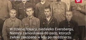 Polacy zamordowani w lesie. Niemcy pokazali setki ich osobistych rzeczy