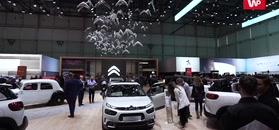 Stulecie Citroëna - spacer po stoisku marki na tegorocznym Geneva Motor Show