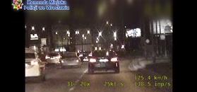 Sprawdzali swoje BMW. 160 km/h w centrum Wrocławia