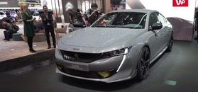 Peugeot na Geneva Motor Show 2019 - hybrydy, alternatywne rozwiązania dotyczące mobliności i dużo emocji!