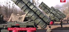 Rosja rozmieszcza nowy system rakietowy w obwodzie kaliningradzkim