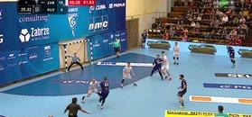 PGNiG Superliga: NMC Górnik pewny u siebie. Chrobry nie miał wiele do powiedzenia [WIDEO]