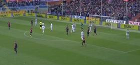 Genoa pokonała Juventus! Wielki mecz byłe drużyny Piątka! [ZDJĘCIA ELEVEN SPORTS]