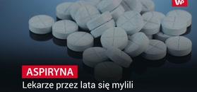 Aspiryna nie pomoże na zawał. Lekarze odradzają