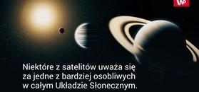 Stacja kosmiczna wokół Saturna. Zaskakująca teoria łowcy UFO