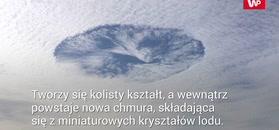"""Tajemnicza """"dziura na niebie"""""""