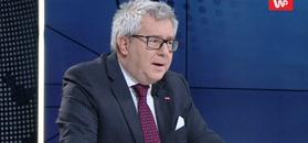 Niesiołowski zaatakował Schetynę. Komentarz Ryszarda Czarneckiego