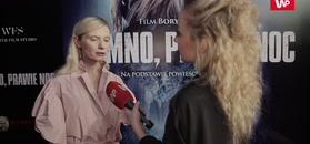Agata Buzek o spotkaniu z Claire Denis i pracy przy projekcie