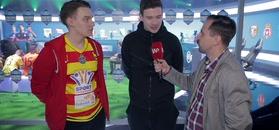 """""""Riptorek"""" i Runje bez sukcesu w Ekstraklasa Cup. """"Widać było, że Ivan jest obrońcą"""""""