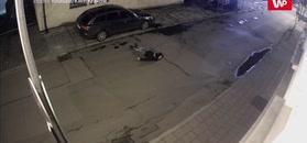 Francuz zniszczył auta w Krakowie. Straty szacowane na 10 tys. zł