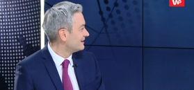 Robert Biedroń odpowiada Pawłowicz. Składa jej propozycję