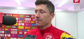 Robert Lewandowski skomentował mecz z Austrią.