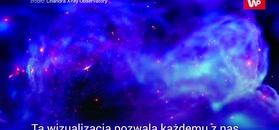 Centrum Drogi Mlecznej. Niezwykła wizualizacja