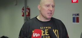 """Okniński przeprasza """"Pudziana"""": Dojeżdżałem go, bo miał złamać się psychicznie. Jest legendą MMA"""