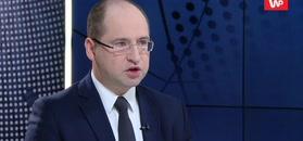 Adam Bielan atakuje prezesa ZNP
