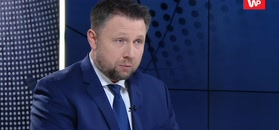 """""""To przerażające"""". Marcin Kierwiński odpowiada Morawieckiemu ws. TVP"""