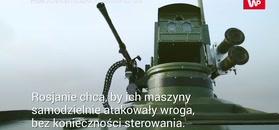 Rosja prezentuje nową broń