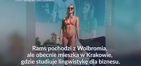 #dziejesiewsporcie: Nowa ring girl KSW zachwyca urodą, zgubna pewność siebie pięściarza z Francji
