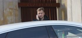 Wesołowski zaparkował auto na zakazie, zastawiając inne samochody