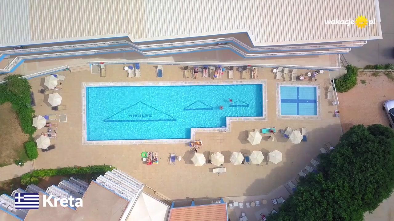 Nicolas Villas (Agia Pelagia): wakacje, hotel, wakacjepl