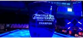 World Pool Masters - oglądaj w Sportklubie!