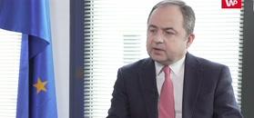 Szymański: Nie chcieliśmy prowadzić Brytyjczyków na gilotynę