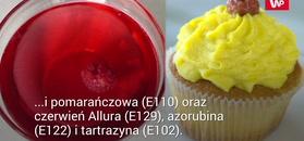 Barwniki spożywcze. Sprawdź, które niszczą twoje zdrowie
