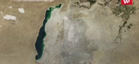 Jezioro Aralskie niknie w oczach