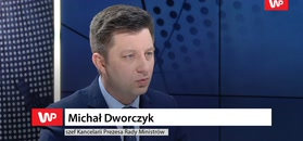 Dworczyk komentuje reklamę MEN.