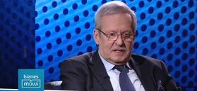 """Były wicepremier ocenia """"piątkę Kaczyńskiego"""""""