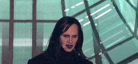 Staszek Karpiel-Bułecka jako Marylin Manson. Zobaczcie wideo
