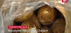 Starożytne jaja. Mają co ok. 2500 lat