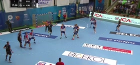 PGNiG Superliga: Piotrkowianin zagra w play-off. Przypieczętował sukces u siebie (WIDEO)