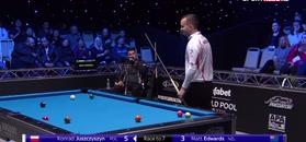 Dobry mecz Konrada Juszczyszyna, Polak żegna się jednak z World Pool Masters