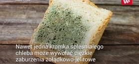 Uszkadza układ odpornościowy. Takiego chleba nigdy nie jedz