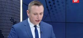 Krzysztof Brejza odpowiada Beacie Mazurek ws. nauczycieli