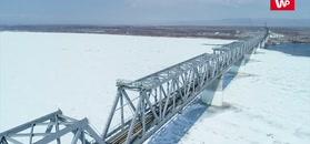 Most chińsko-rosyjski. Pierwszy w historii