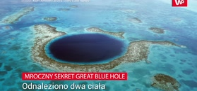 Mroczny sekret Great Blue Hole