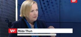 Róża Thun o słowach europosła PiS. Bije na alarm