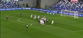 Serie A: Chievo rozbite przez Sassuolo. Niemoc strzelecka Stępińskiego trwa