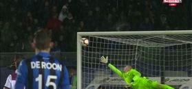 Serie A: Katastrofalny kwadrans Bologna FC. Skorupski wpuścił cztery bramki